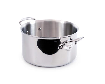 Mauviel Cook Style gryde - 2,5 liter