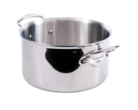 Mauviel Cook Style gryde - 3,4 liter